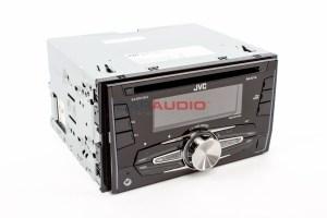 NEW JVC KWR710 IN DASH DOUBLE DIN CAR STEREO CDMP3USBAUX W REMOTE | eBay