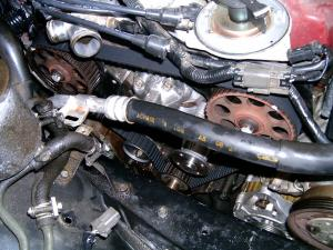 Nissan Maxima Timing Belt Change Tutorial