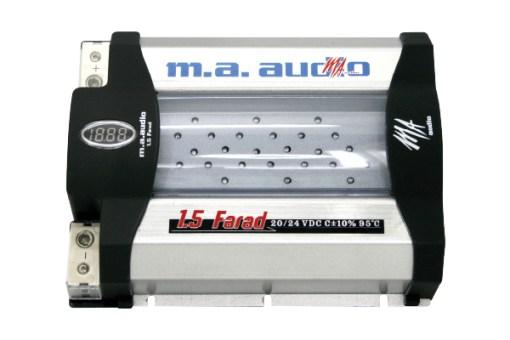 MA AUDIO MA-1.5D