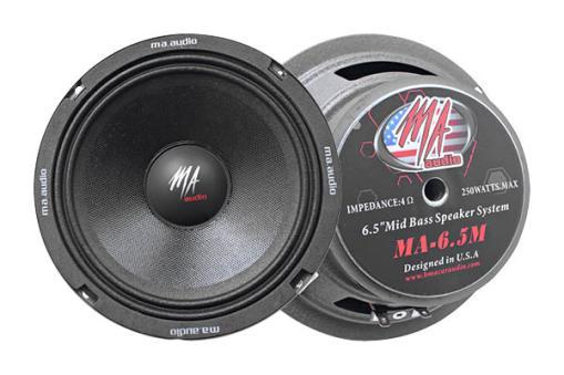 MA AUDIO MA-6.5M