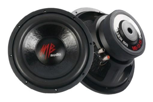MB AUDIO : MB-12-1S