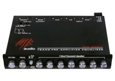MB Audio : MB-2607