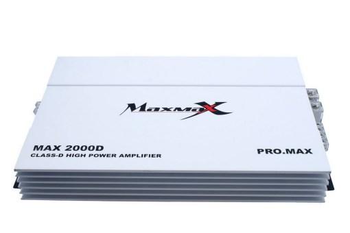MAXMAX : MAX-2000D
