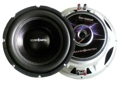 SOUNDMATCH : SM-1020A