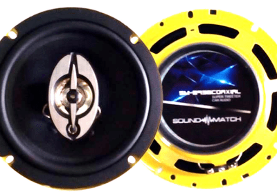 SOUNDMATCH : SM-6938 COAXIAL
