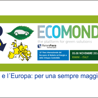 ecomondo car 2014