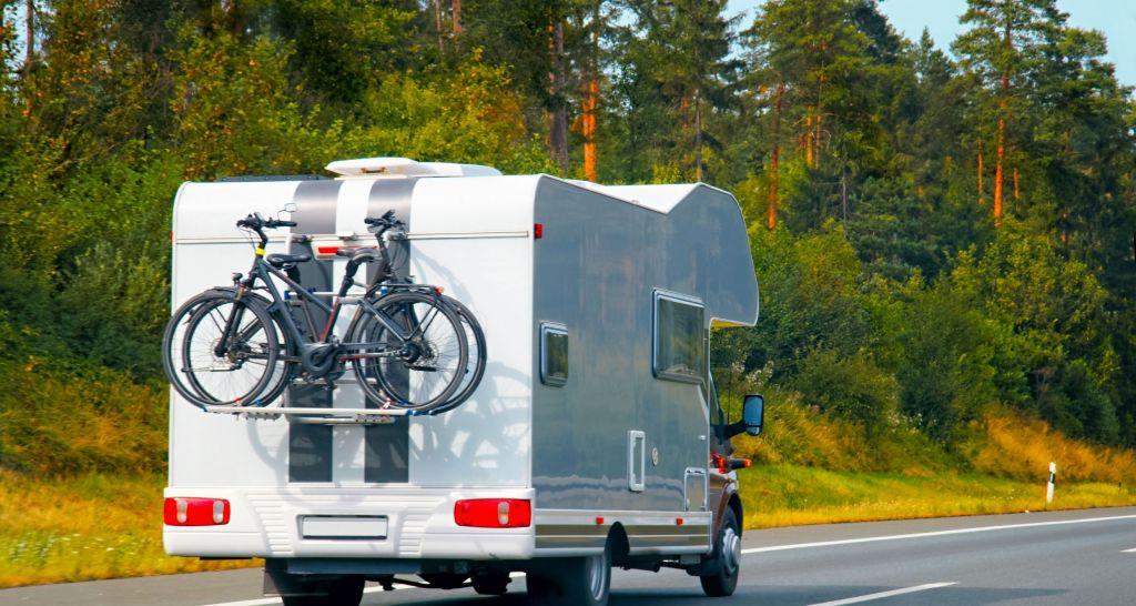 porta bici autocaravana