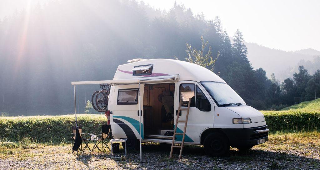 toldo camper van