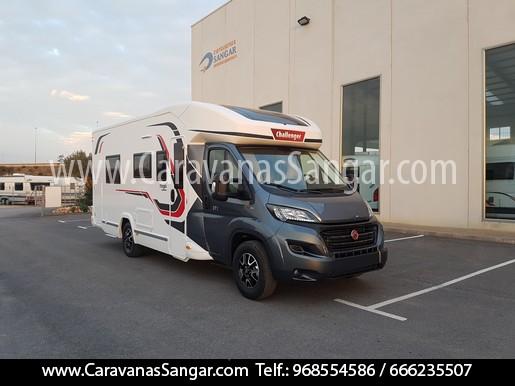 2019 Challenger 391 Cruisse Edition Antracita (1)