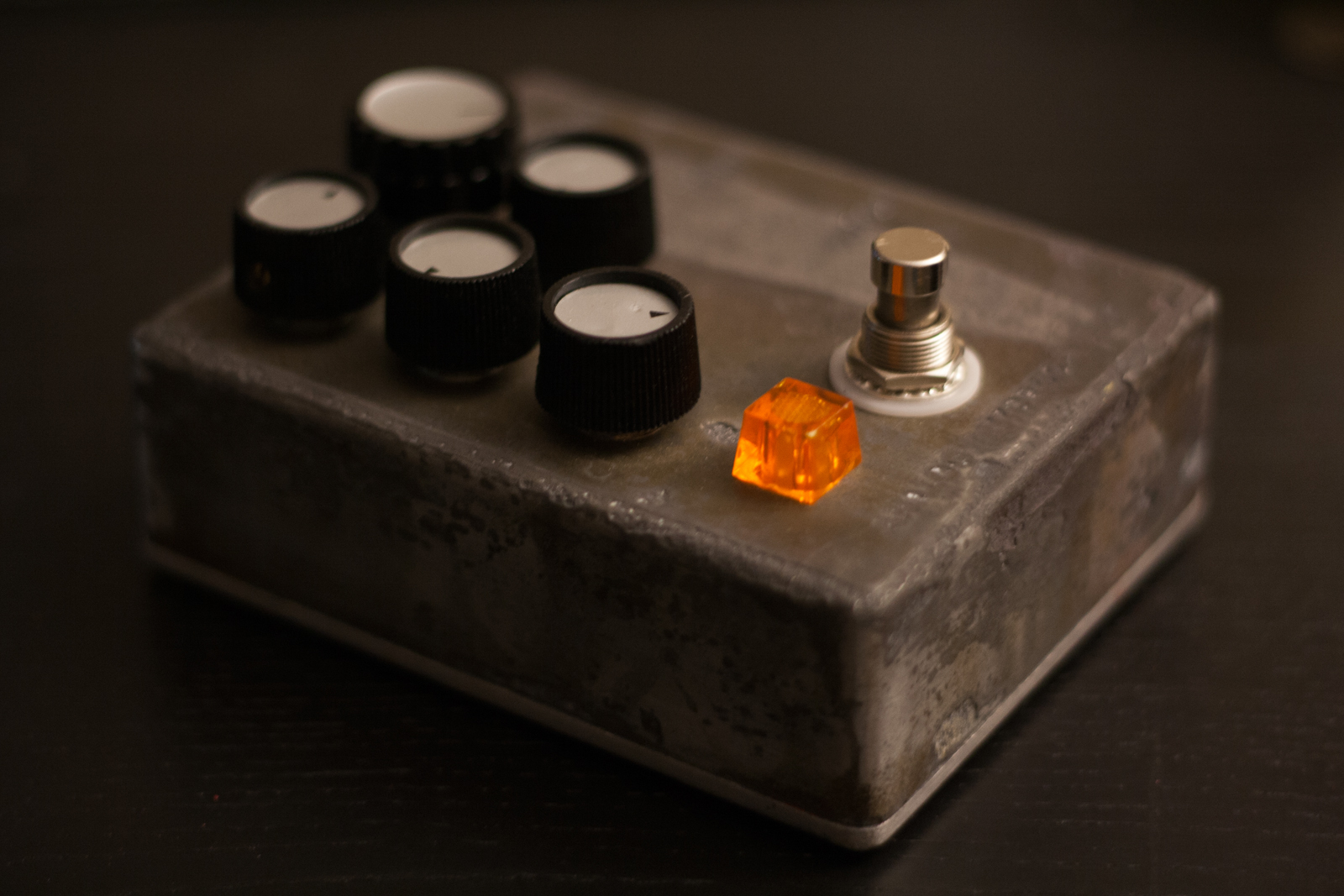 Pedals Electroblog Integrated Circuit 4558 Dual Opamp Antique Electronic Supply This Was An Excellent Build That Really Surprised Me I Didnt Expect To Enjoy One As Much Did And Im Going Borrow Ideas From In The