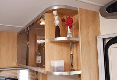Two shelf unit