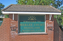 Merley Court Touring Park