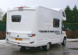 Bessacarr E435