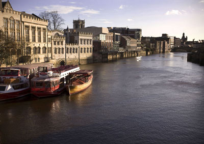 River Ouse at York