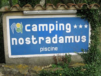 Camping Nostradamus Campsite