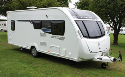 Sterling Eccles Sport 544 exterior