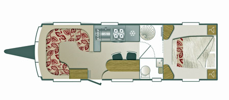 bailey willow retreat floorplan