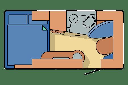 Tab floorplan