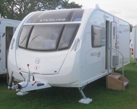 Sterling Eccles Sport 584 Caravan