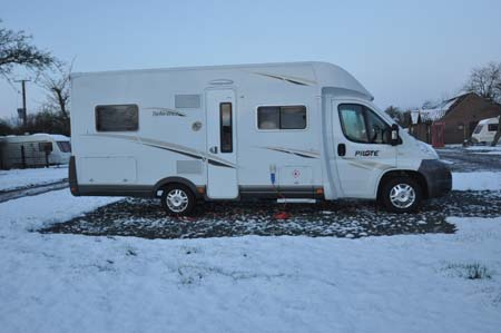 Pilote Reference P716LPR Motorhome