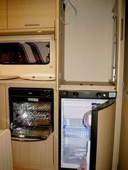 Lunar-Venus-380/2-fridge-under-the-wardrobe
