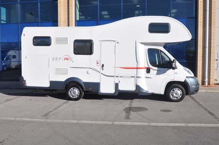 Roller Team Zefiro t690G Exterior