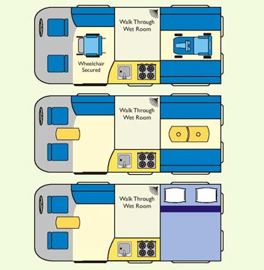 WildAx Callisto Floor Plan