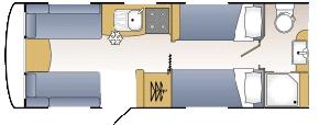 Coachman Pastiche Floor Plan