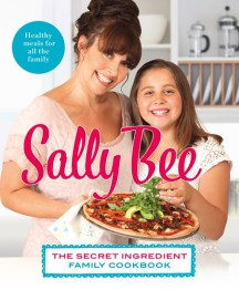 Win a signed Sally Bee cook book!
