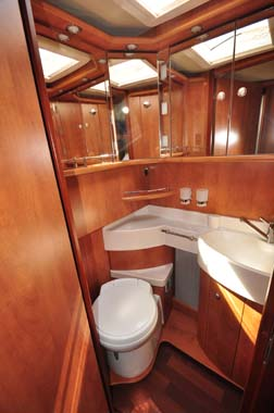 Carthago Chic Shower Room
