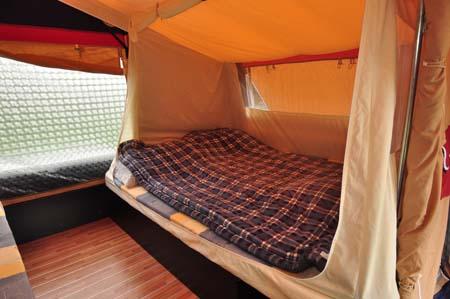 Trigano Galleon Bedroom 2