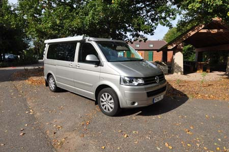 VW California SE Exterior
