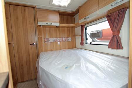 Bailey Pursuit 530-4 - Double Bed