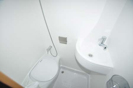 Vantage Med Motorhome Shower room
