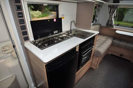 Adria Altea Eden 472DS Kitchen