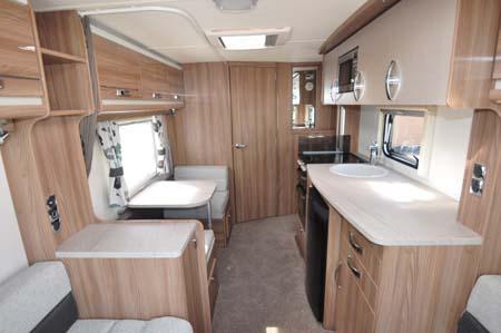 Swift Challenger 530 Interior 2