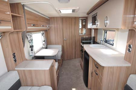 Swift Challenger 530 Interior 2