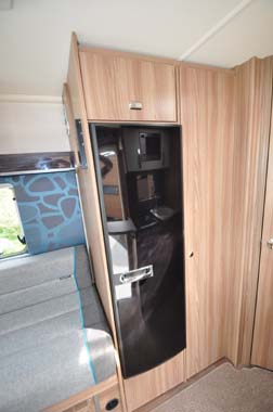 Swift Rio 310 Fridge