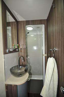 Auto-Sleeper Corinium Washroom