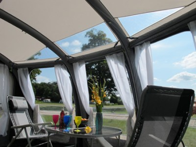 Kampa awning Interior