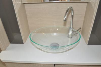 Adria Adora 432 DT Loire Sink
