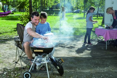 Gear Guide: Charcoal barbecues perfect for touring thumbnail