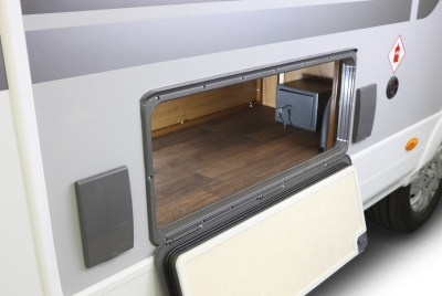 Auto-Sleepers storage