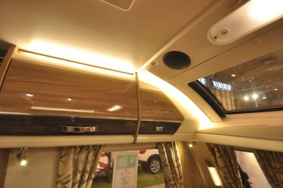 Swift Elegance 650 Ceiling