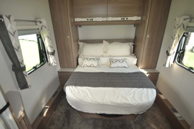 Elddis Compass Capiro 550 Double Bed