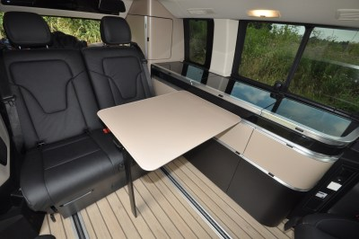 Mercedes Marco Polo Dining Table