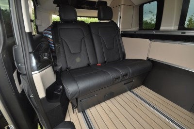 Mercedes Marco Polo Seating