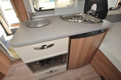 Weinsberg CaraOne Kitchen