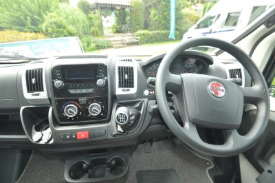 Swift Select 122 Motorhome Cab