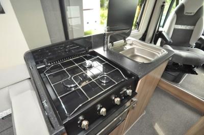 Swift Select 122 Motorhome Kitchen